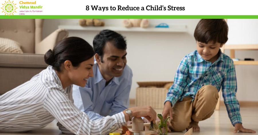 Reduce a Child's Stress