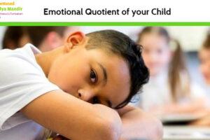 Emotional Quotient of your Child