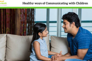 Healthy ways of Communicating with Children (3)