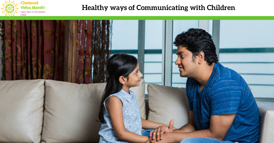 Healthy ways of Communicating with Children
